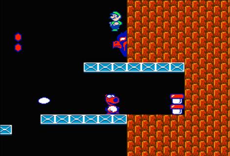 Retro-Grades com - Super Mario Bros  2 (NES) Review